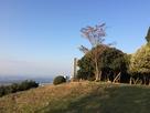 三岳城山頂
