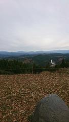 大和の山々