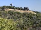 展望台からの西門風景