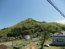 鷲尾城遠景