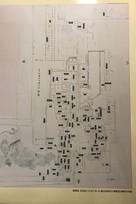 二の丸にあった屋敷図…