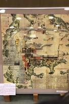 資料館にある城下図…