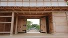 大手門内側から見た弘道館…