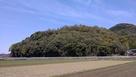 早川城 遠景