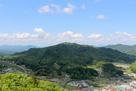 篝丸山(赤穴山)本丸からの眺望…