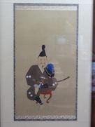 三方ヶ原の戦いの有名な絵