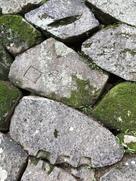 石垣 刻印
