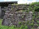 枡形門の石垣