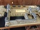 田辺城 復元模型…