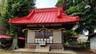 御嶽神社(城中心地)…