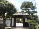 聖衆来迎寺の移設門…
