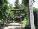 山家神社・一の鳥居…