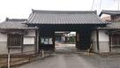 今尾城移築門(西願寺)…