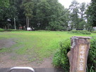 城跡公園 入り口