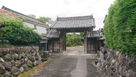 清水城 移築門