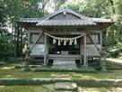 南方神社社殿