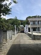 安乗神社前