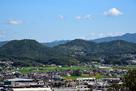 明智荘の眺望