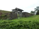 石垣造りの本丸枡形門…