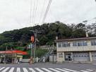 登城口(駅側)