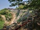 乾門側の石垣