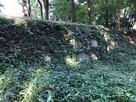 復元された石垣