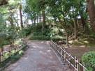 三の丸(芦城公園)の土塁