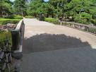 三の丸(芦城公園)の三の丸橋