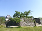 宇和島城① 本丸天守と石垣…