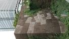 牛込門跡の石垣 JR飯田橋駅西口出た左手…