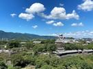 熊本市役所からの眺め…