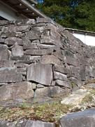 石垣の角部分