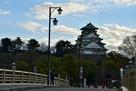 新鴫田橋からの夕暮れ…