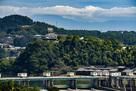 伊木の森  名勝木曽川展望台からの眺め…