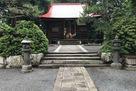 隣接する月岡神社