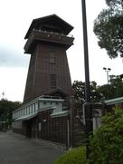 砦風展望台
