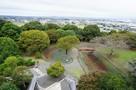 展望台小山城からの場内俯瞰…