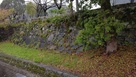 国分城 石垣