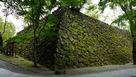 黒門跡石垣