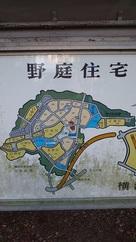 現在の城址図