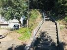 登城路(旧篠島小学校の脇道)…