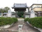 甘棠院の総門