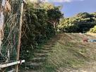 「清正の枕石」への道③…