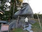 烏帽子岩(櫻山神社みぎ裏)…