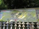 国定公園 信貴山観光案内図…