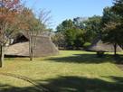 茅ヶ崎城の近くにある大塚・歳勝土遺跡公園…
