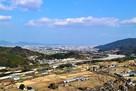 明神丸からの眺望…