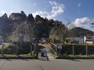長谷堂城跡公園…