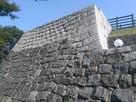 修復後の石垣
