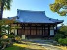 塚口御坊(塚口城)跡の正玄寺 本堂…